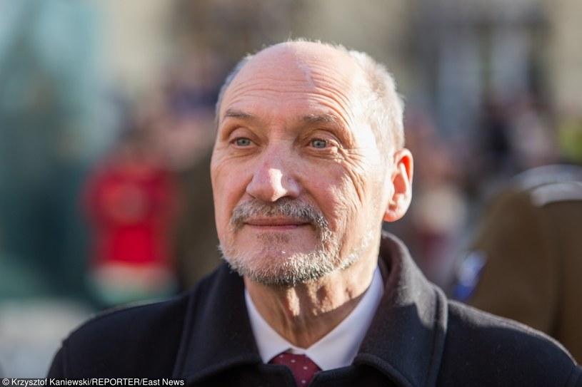 Antoni Macierewicz /Krzysztof Kaniewski/REPORTER /Reporter