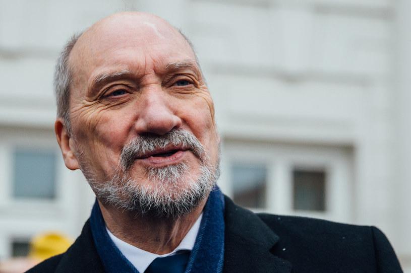 Antoni Macierewicz / Krystian Maj /Agencja FORUM
