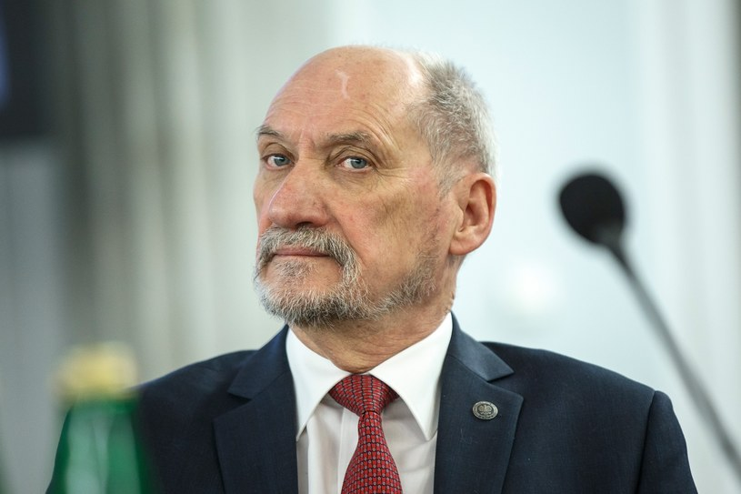 Antoni Macierewicz /Michal Wozniak /East News