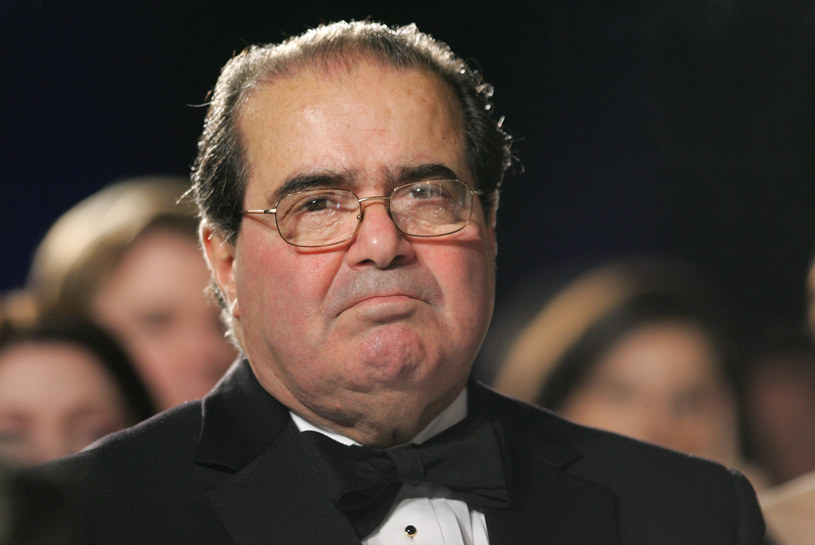 Antonin Scalia /AFP