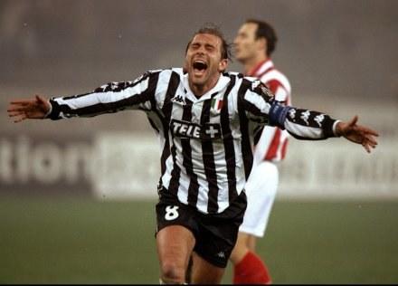 Antonio Conte znany jest m.in. z występów w Juventusie Fot. Stu Forster /Getty Images/Flash Press Media