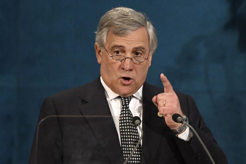 Antonio Tajani /MIGUEL RIOPA /AFP
