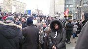 Antyputinowska demonstracja w Moskwie