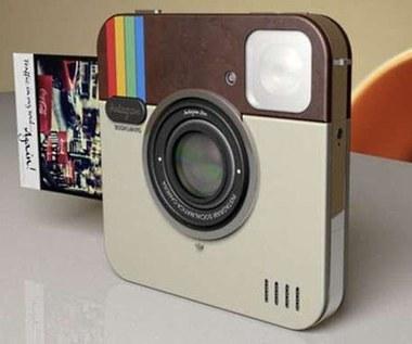 Aparat fotograficzny dla wielbicieli Instagramu