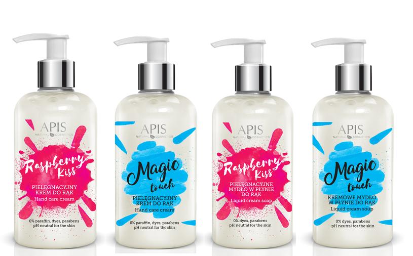 APIS dla Twoich dłoni – krem i mydełko pielęgnacyjne /materiały prasowe