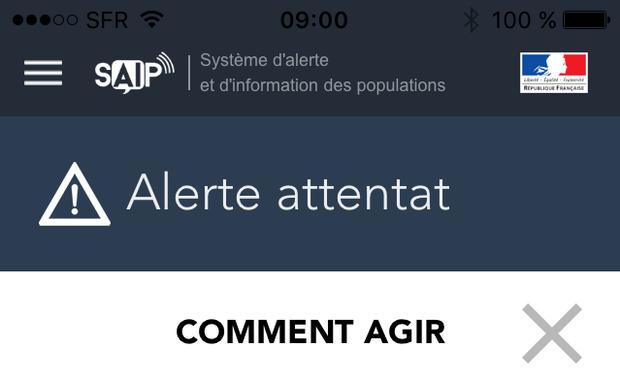 Aplikacja będzie informować kibiców o zagrożeniu terrorystycznym na Euro 2016