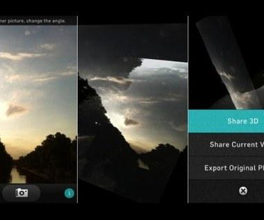 Aplikacja do trójwymiarowych puzzli na iPhone'a