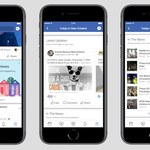Aplikacja Facebooka z zupełnie nową sekcją