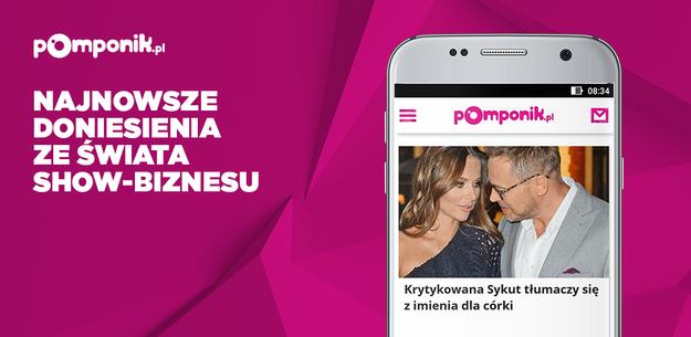 Aplikacja mobilna Pomponik /INTERIA.PL