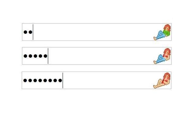 Aplikacja Naked Password sugestywnie ukazuje stopień bezpieczeństwa hasła /vbeta