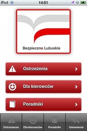 Aplikacja ostrzeże o zagrożeniach na drodze /