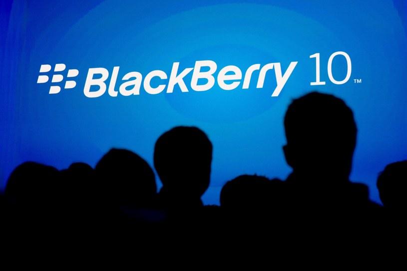 Aplikacji w BlackBerry World jest coraz więcej, ale są to programy niskiej jakości /AFP