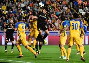 APOEL Nikozja - Borussia Dortmund 1-1 w Lidze Mistrzów
