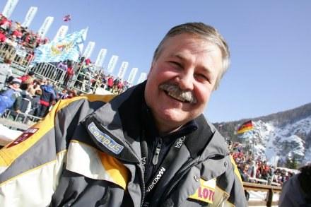 Apoloniusz Tajner Fot. Jerzy Kleszcz /Agencja Przegląd Sportowy