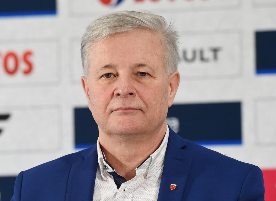 Apoloniusz Tajner - prezes Polskiego Związku Narciarskiego / Radek Pietruszka   /PAP