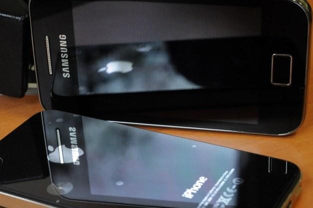 Apple i Samsung będą na czele /AFP
