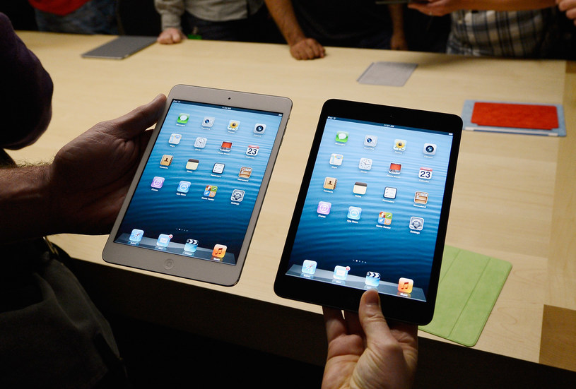 Apple iPad mini do Polski trafi 2 listopada /AFP