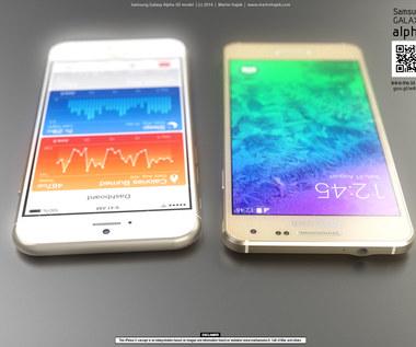 Apple iPhone 6 i Samsung Galaxy Alpha
