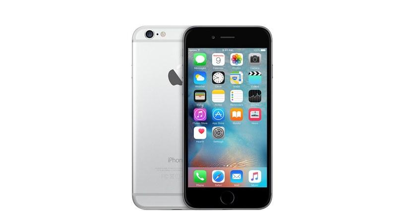 Apple iPhone 6 /materiały prasowe
