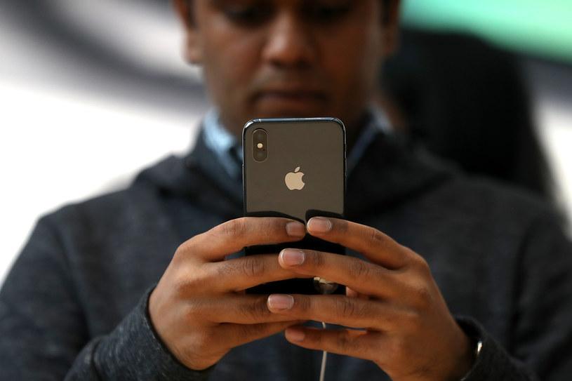 Apple iPhone X /AFP