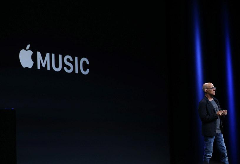 Apple Music trafi do Polski 30 czerwca /AFP