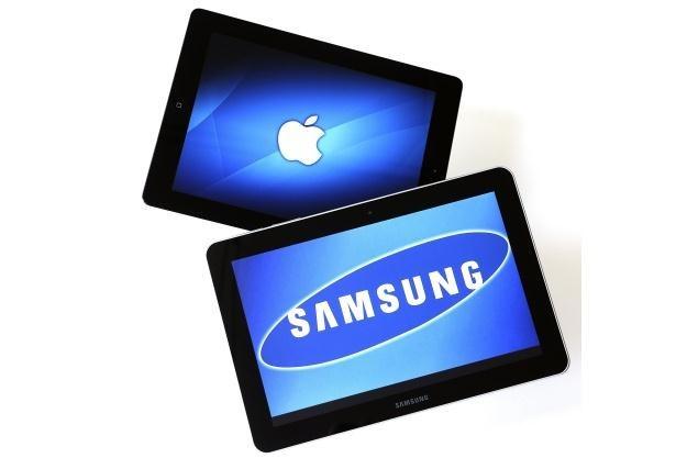 Apple nie spoczywa na laurach i wciąż gnębi Samsunga /123RF/PICSEL