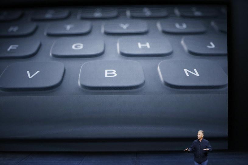 Apple Smart Keyboard /AFP