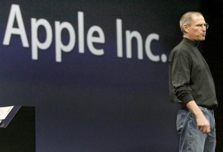"""Apple to Jobs - tak twierdzi autor książki """"Być jak Steve Jobs"""" /AFP"""