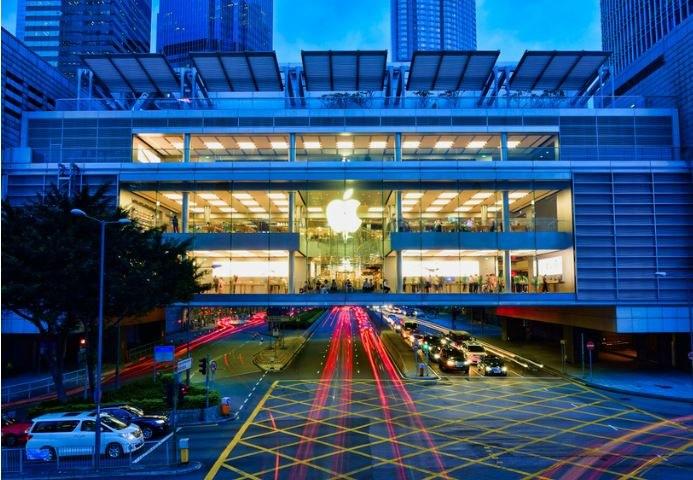 Apple to najwyżej wyceniana firma na świecie /123RF/PICSEL