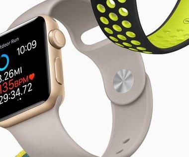 Apple Watch jest w stanie wykryć migotanie przedsionków