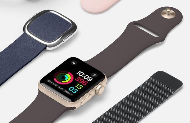 Apple Watch Series 2 /materiały prasowe