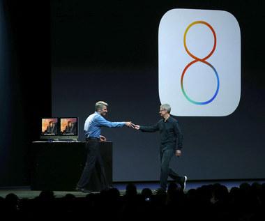Apple zaprezentował iOS 8