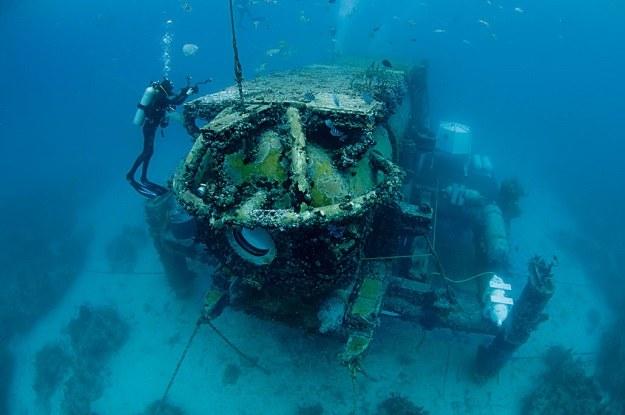 Aquarius Reef Base to jedna z trzech podwodnych placówek badawczych na świecie /materiały prasowe