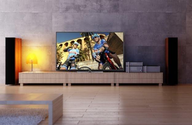 AQUOS 3D LED LE760 - nowe telewizory Sharpa /materiały prasowe