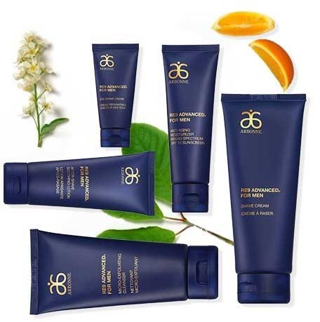 Arbonne RE9 Advanced for Men /materiały prasowe