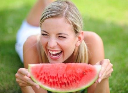 """Arbuz należy do najbardziej """"wodnistych"""" owoców"""