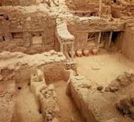 Archeologia: wykopaliska na Santorini /Encyklopedia Internautica