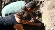 Archeologiczne odkrycie na cmantarzysku