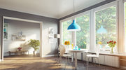 Architekt wnętrz: okno jest jak rama naszego domu