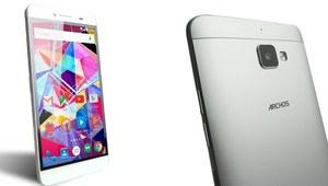 ARCHOS Diamond Plus - 8-rdzeniowy smartfon z 5,5-calowym wyświetlaczem IPS Full HD