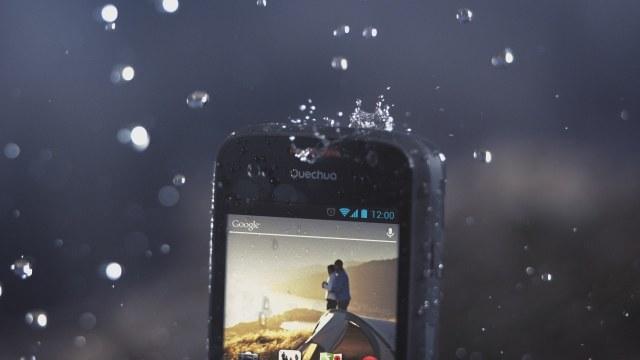 Archos Quechua Phone 5 /materiały prasowe