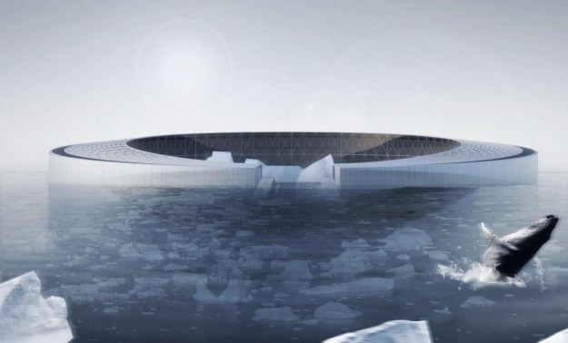 Arctic Harvester uczyniłaby Grenlandię samowystarczalną (Fot. Arctic Harvester) /materiały prasowe
