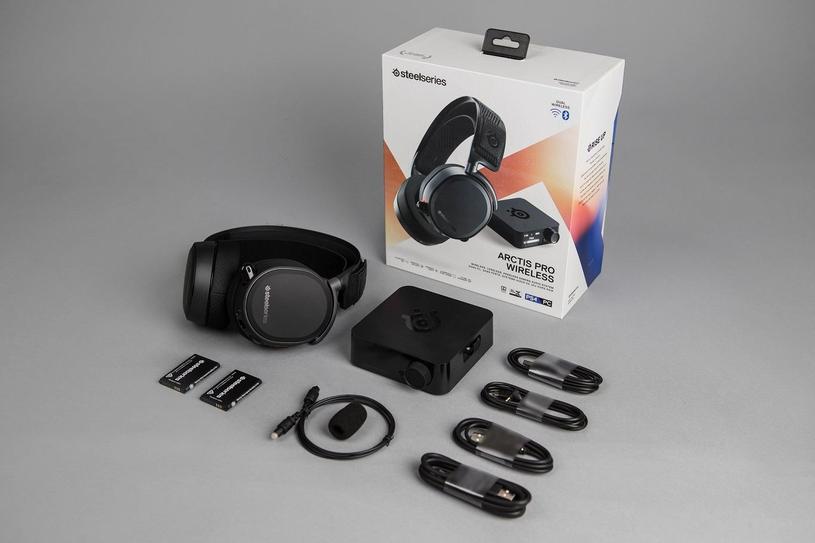 Arctis Pro Wireless /materiały prasowe
