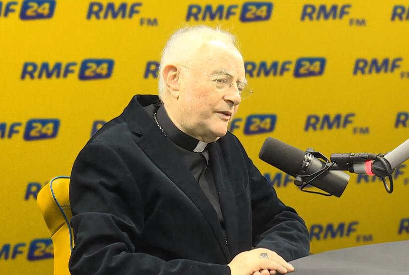 Arcybiskup Henryk Hoser w RMF FM /RMF