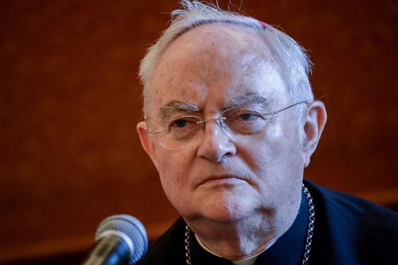 Arcybiskup Henryk Hoser /Mariusz Gaczyński /East News