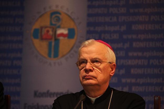 Arcybiskup Józef Michalik /T. Radzik /Agencja SE/East News