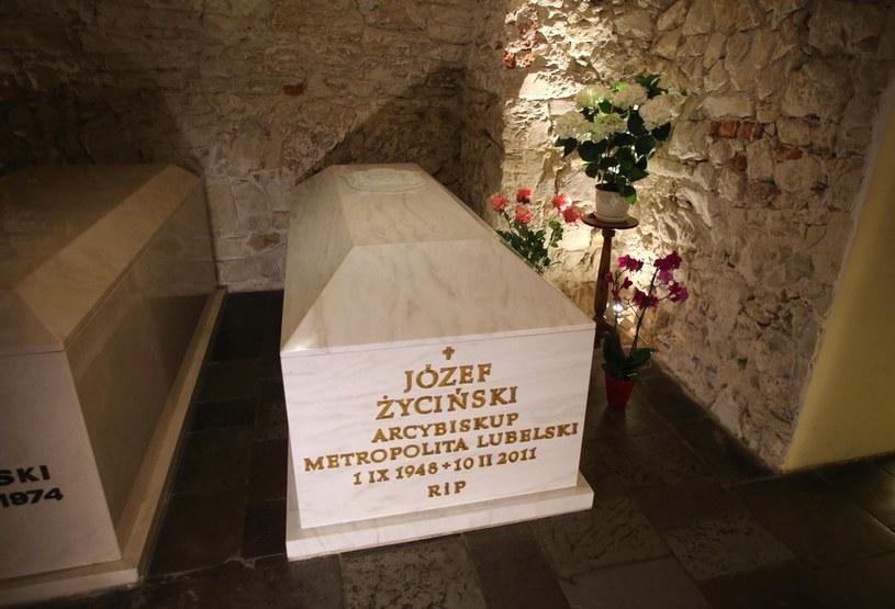 Arcybiskup Józef Życiński zmarł 3 lata temu /Tomasz RYTYCH /Reporter