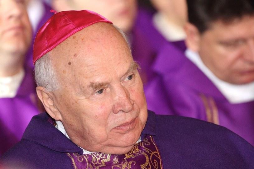 Arcybiskup Tadeusz Gocłowski /Jan Kucharczyk /East News