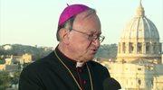 Arcybiskup Zimowski o abdykacji papieża mówiono już wcześniej