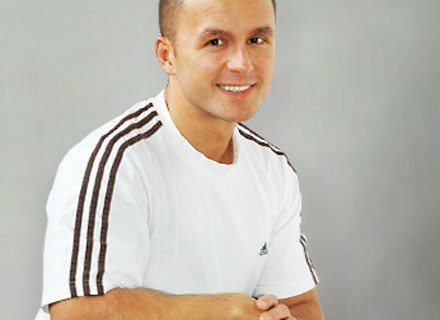 Arek Kozłowski. Fot.: Arkadiusz Kozłowski /
